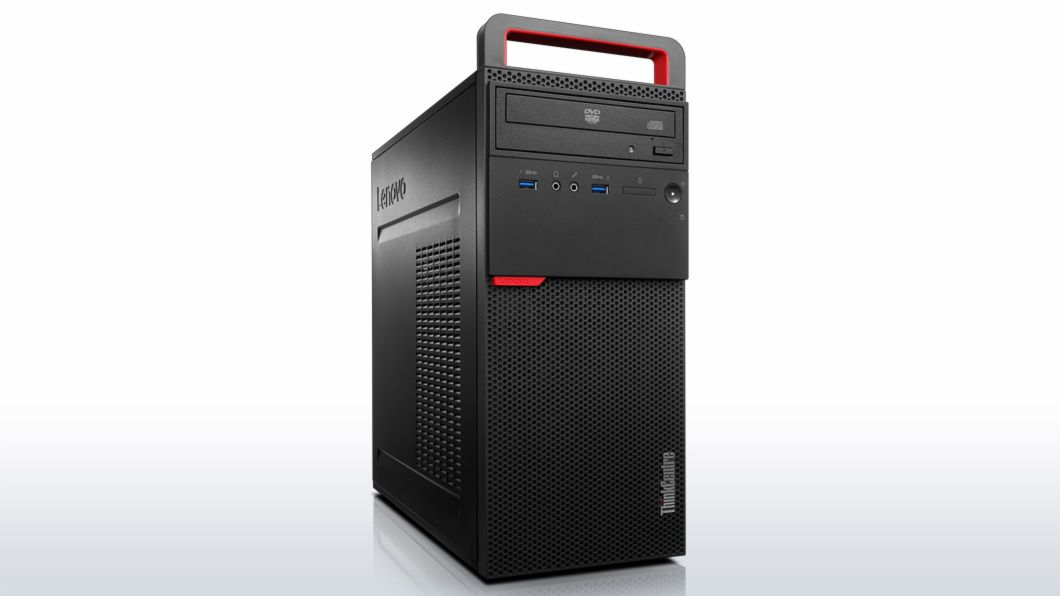 Lenovo ThinkCentre M700 DeskTop Core i5-6400, Ram 4GB, HDD