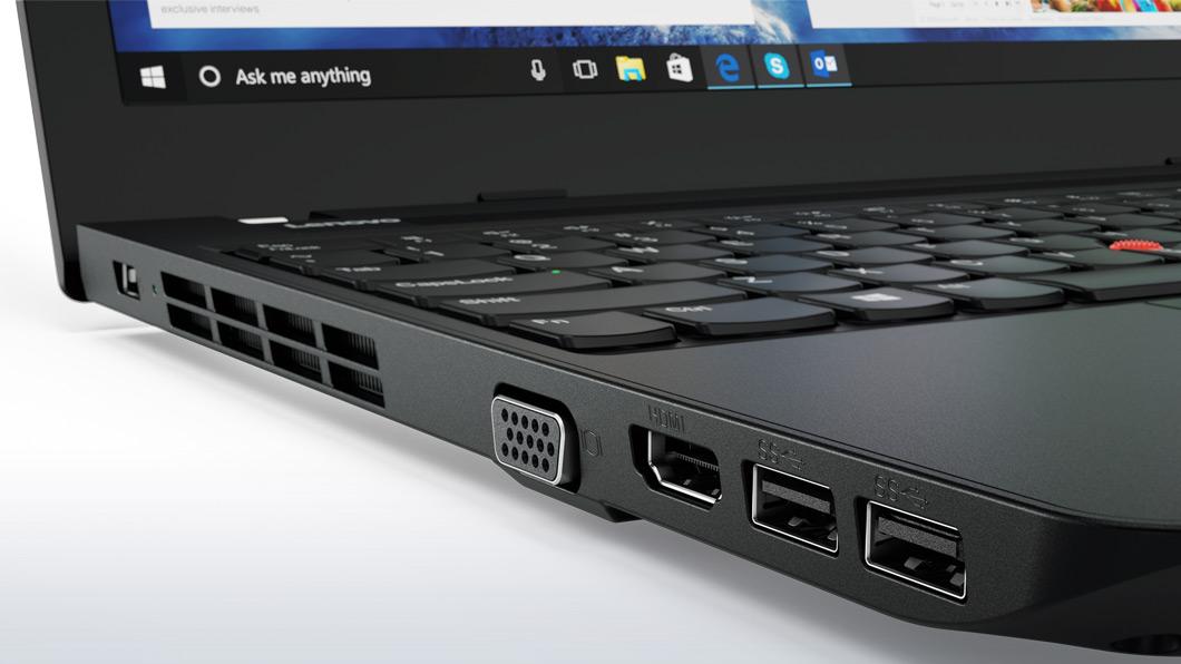Lenovo Thinkpad E570 CPU i7-7500U, RAM 8GB, HDD 1TB, Display
