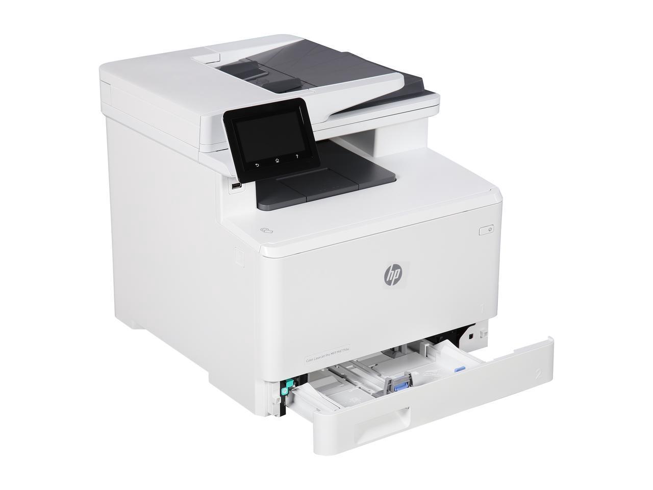 Hp Color Laserjet Pro Mfp M477fdw Help Tech Co Ltd