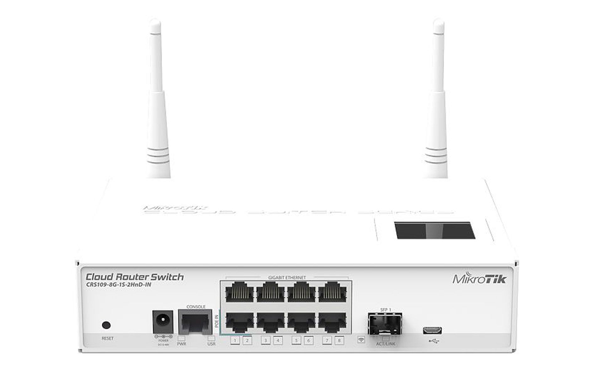 Products Mikrotik Help Tech Co Ltd Rb951g 2hnd Cloud Router Switch Crs109 8g 1s In