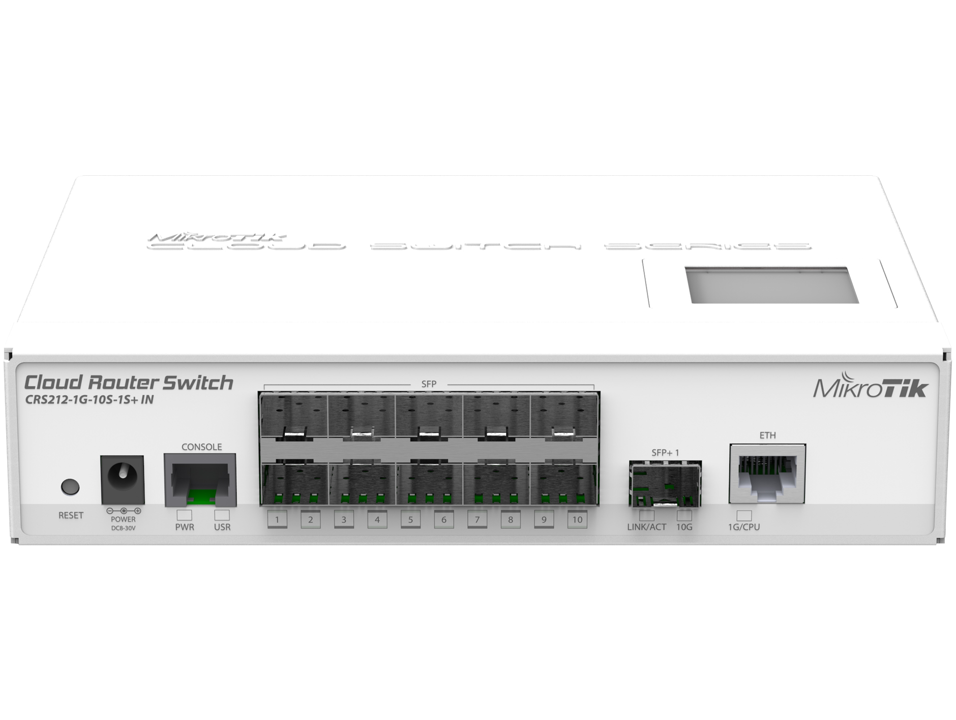 Products Mikrotik Help Tech Co Ltd Cloud Core Router 1036 12g 4s Crs212 1g 10s 1s In Layer 3 Gigabit Switch