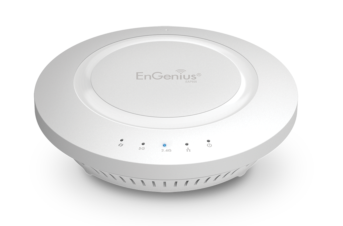 EnGenius EAP600 Indoor Wireless Access Point; Dual-Band N600 BRAND NEW