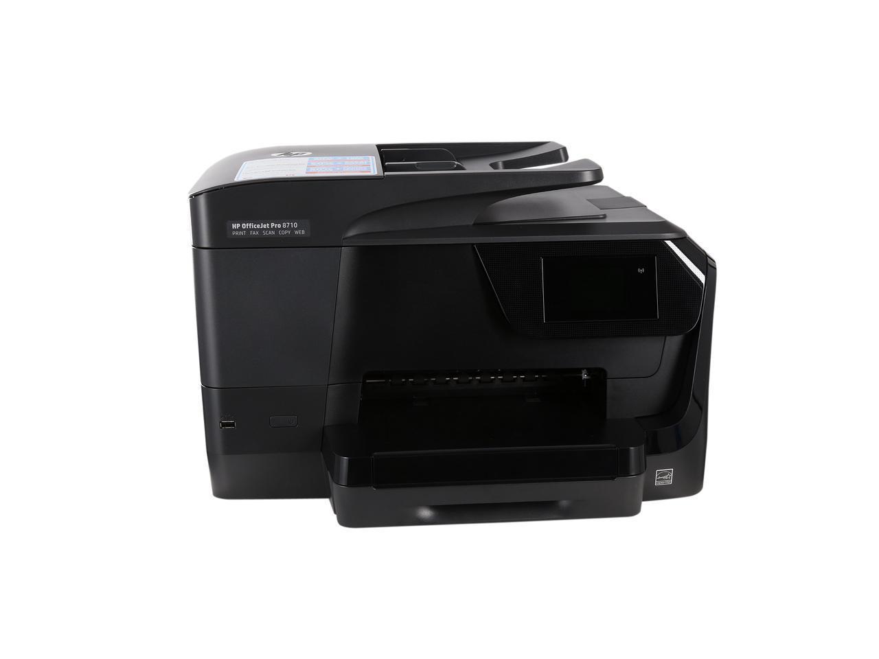 Hp Officejet Pro 8710 All In One Printer Help Tech Co Ltd