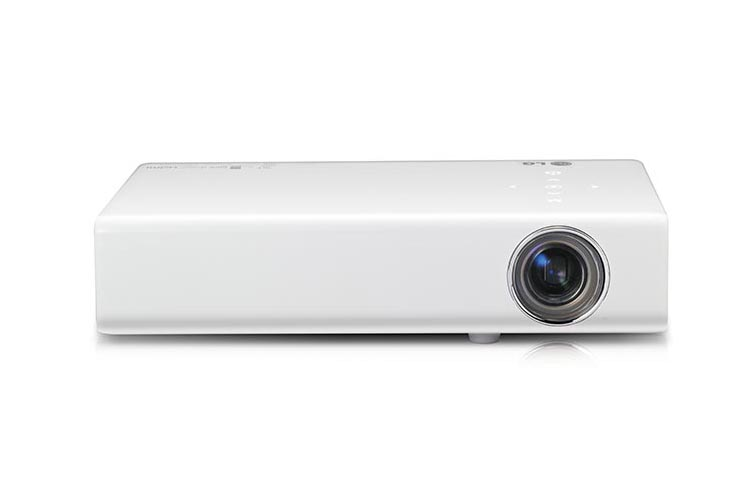 Lg pb60g micro portable led projector help tech co ltd for Micro portable projector