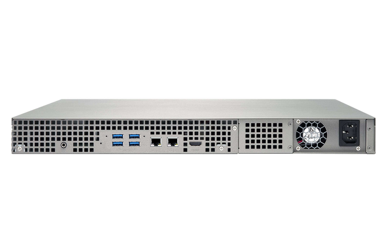 QNAP TS-451U Diskless System Rackmount Network Storage
