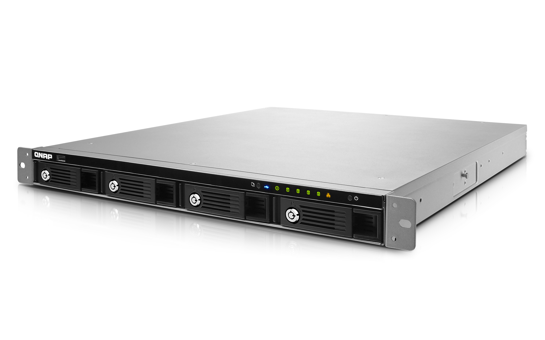 QNAP TS-451U Diskless System Rackmount Network Storage | Help Tech