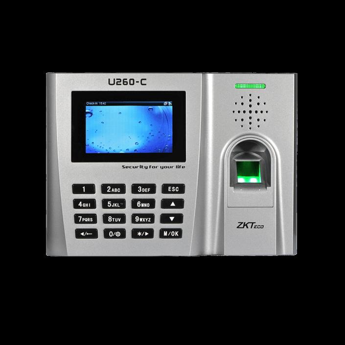 ZKTeco U260-C Fingerprint Time &