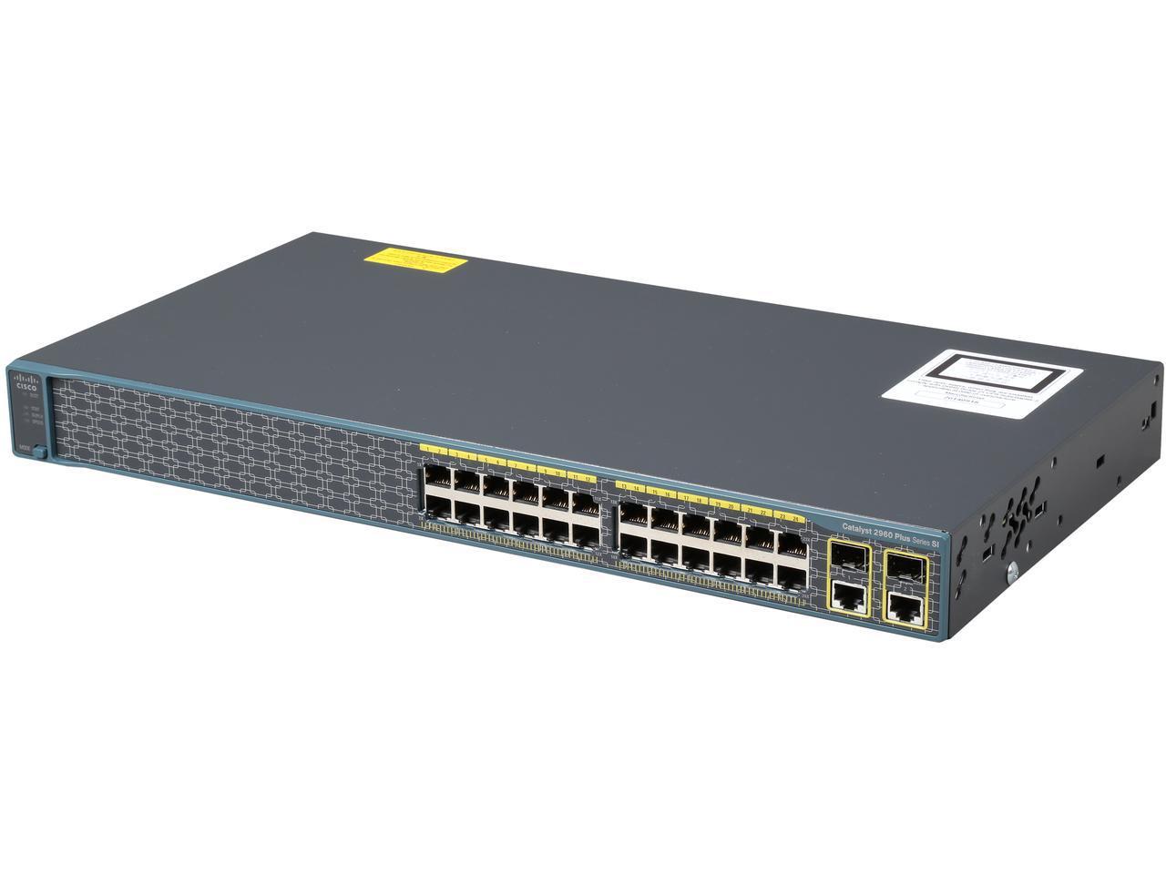 Cisco Catalyst 2960 2960 24tc S Ws C2960 24tc S Managed