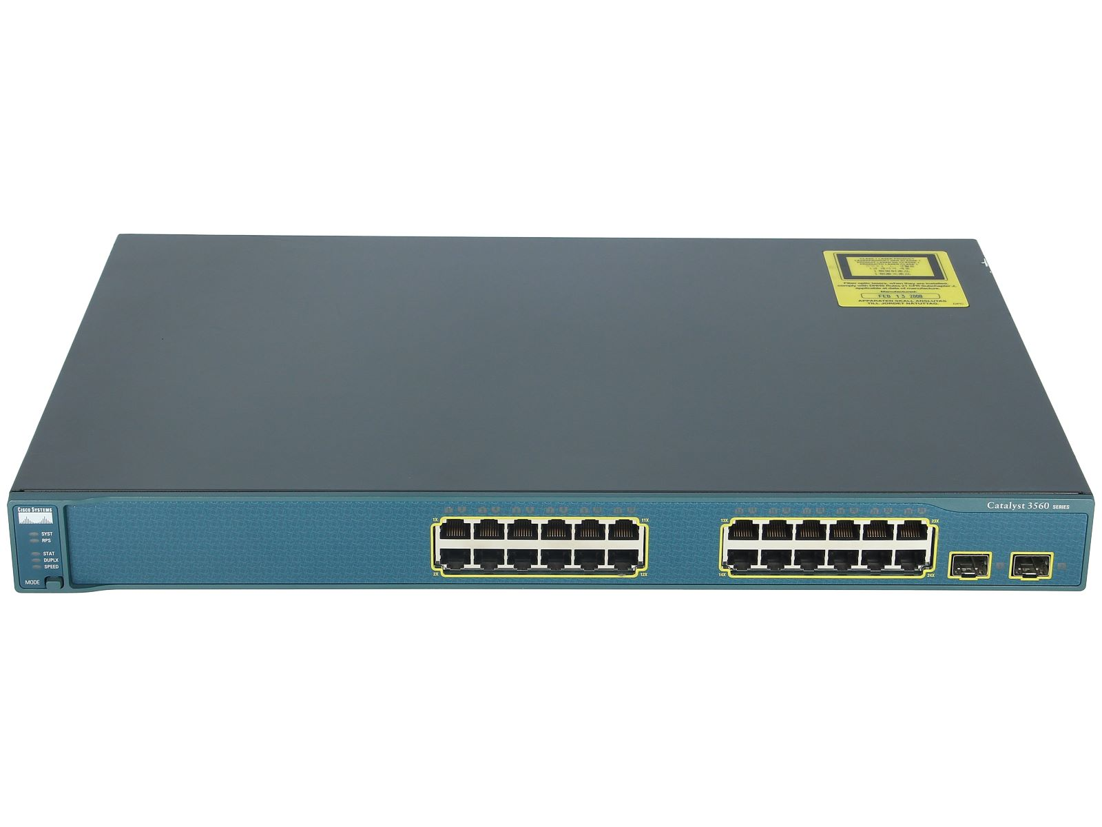 CISCO CATALYST 3560 WS-C3560-24PS-S Managed Fast Ethernet